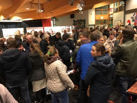 Drukbezochte informatieavond Reigersborg Noord fase 3E/F