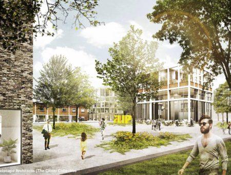 Karavaan maakt theatrale expeditie in oude Philipsfabriek Hoorn