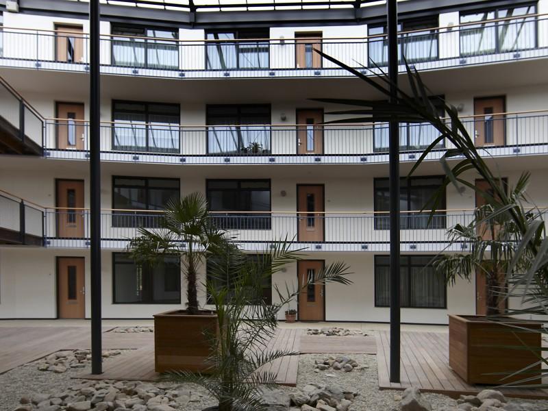 Zeeman Vastgoed, jaarverslag, 2007,080401,Limmen,Interieur,  Disseldorp