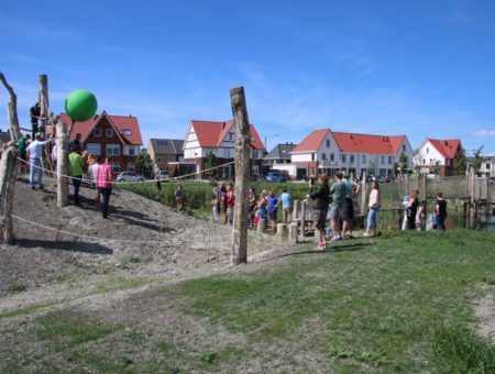 Officiële opening Natuurspeeltuin Buitenplaats