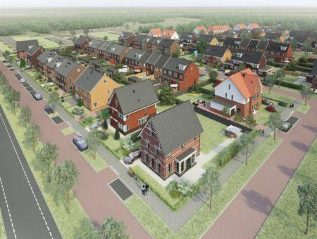 Vrijstaand wonen in Buitenplaats De Goorn