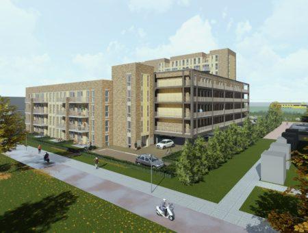 ZeemanVastgoed ontwikkelt 73 appartementen BUITENgewoon in Almere Buiten