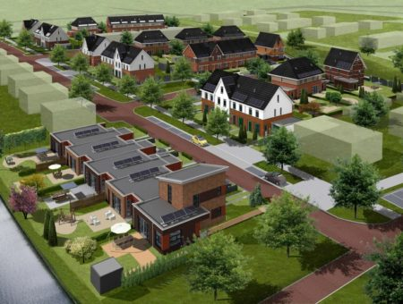 Verkoop Reigersborg Noord 3g gestart