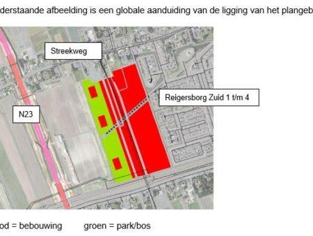 Positieve belangstelling op Wooninventarisatieavond Reigersborg Zuid V