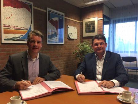 Samenwerking bezegeld voor Holenkwartier Hoorn