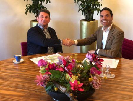 ZeemanVastgoed en de Wooncompagnie ondertekenen intentieovereenkomst