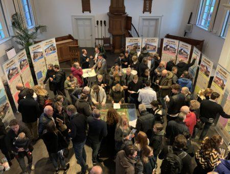 Veel belangstelling bij start verkoop Allure aan de Amstel in Uithoorn