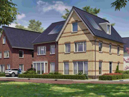 Start verkoop 42 woningen Wilhelminahaven Oosterhout