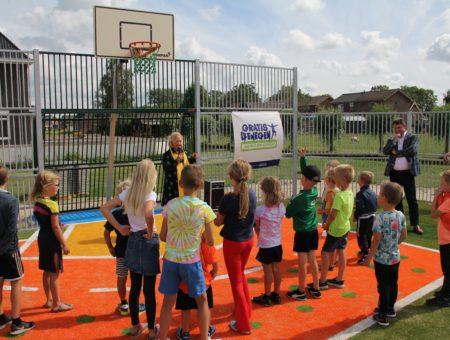 Opening sportveld Buitenplaats